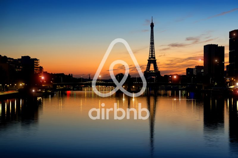 airbnb fines are pouring in for the city of paris benjamin a kergueno ll m. Black Bedroom Furniture Sets. Home Design Ideas
